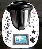 Aufkleber passend für Thermomix TM 5, TM 6, TM 31 Mamas Playstation