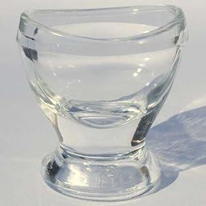 Augenbadewanne Glas – Augenbad Augenspülung