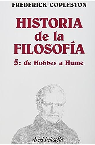 Historia De La Filosofía, V. De Hobbes A Hume