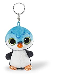 NICI - Llavero Bean Bag pingüino Pripp, 9 cm (38787)