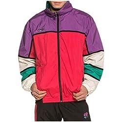 Grimey Track Jacket Brick Top Ss19 Purple-S Men