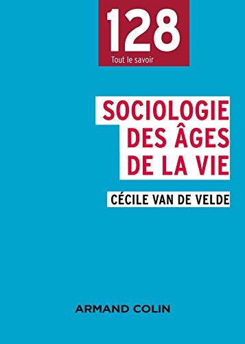 Sociologie des âges de la vie