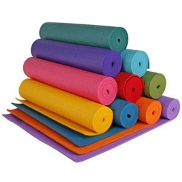 Skywalk Anti Skid Yoga Mat 6mm thickness + Free 1 Incense Stick Pack for Good Smell and meditation
