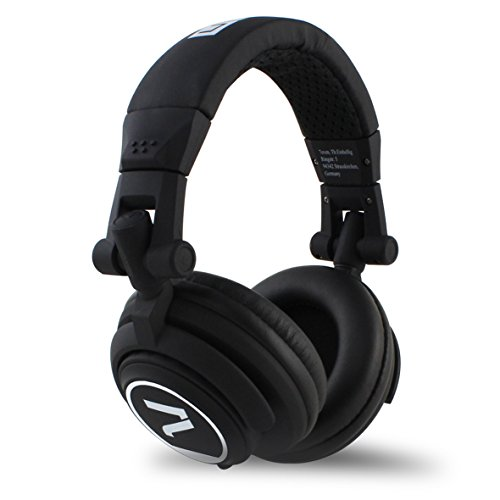 7even-headphone-black-dj-kopfhrer-dreh-klappbar-abnehmbares-kabel-rubber-finish