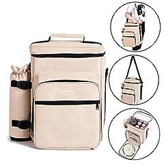 Zenph 2 Personen Picknicktasche, Kühltasche