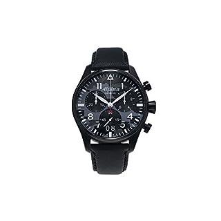 Alpina Men's Starter Pilot Quartz Chronograph Camouflage Dial  44 mm Watch  AL-372BMLY4FBS6