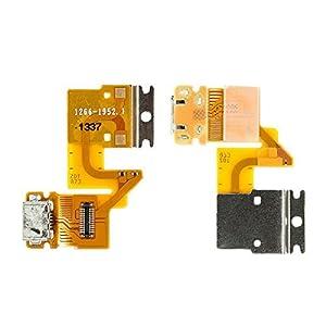 Sony Xperia Z Tablet 10.1 Flexkabel Ladebuchse Usb Port Sgp311 Sgp312 Sgp321