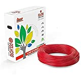 Polycab 2.5sqmm PVC Wire (Red)