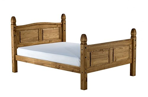 "Corona King Size 5'0"" High End Bed Frame"