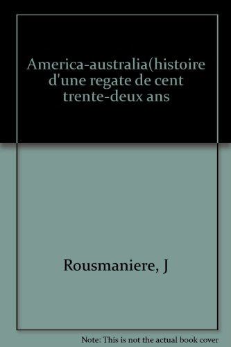 America-Australia