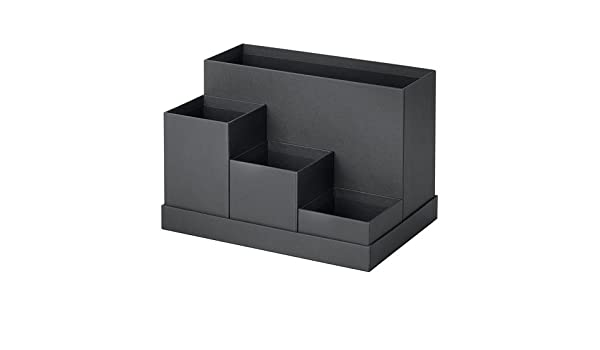 Ikea tjena organiseur de bureau noir taille Ÿ