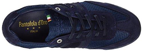 Pantofola d'Oro Imola Tech Uomo Low, chaussons d'intérieur homme Bleu (Dress Blues)