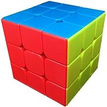LEVEL25 Cubo tipo Rubik 3x3x3 puzzle rompecabezas velocidad 3x3 regalo original MOYU