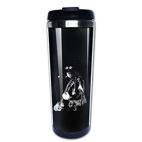 Guns N Roses Slash spielt Gitarre Travel Kaffee Tassen, Tee Tasse