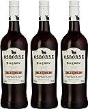 Osborne Medium Sherry, 15 % vol, 3er Pack (3 x 750 ml)