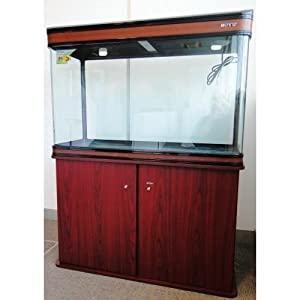 Boyu Aquarium Fish Tank and Cabinet LED Lights
