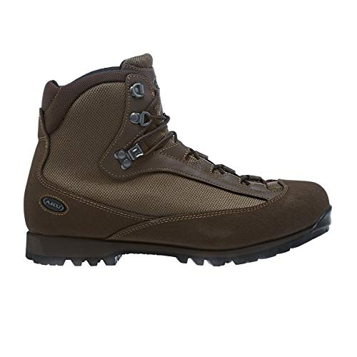 edc2a84e3db38 Aku Pilgrim GTX Combat FG Military Boots UK 7 Brown