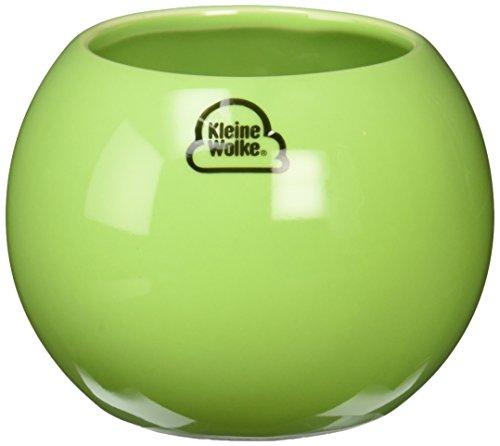 Kleine Wolke 5072625852 Gobelet à Dents Power en Vert Plastique, 40x30x10 cm