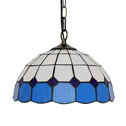 Moderne Mediterrane Kronleuchter (1DFAUL Böhmischer Kronleuchter, Tiffany Restaurant Lampen Moderne mediterrane Leuchten für den gewerblichen und privaten Gebrauch)