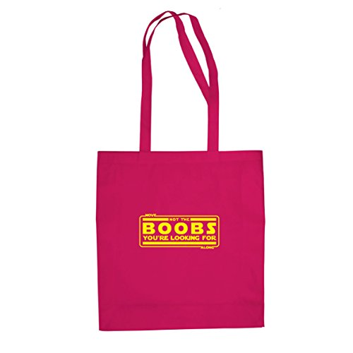 Move Along - Stofftasche / Beutel, Farbe: -