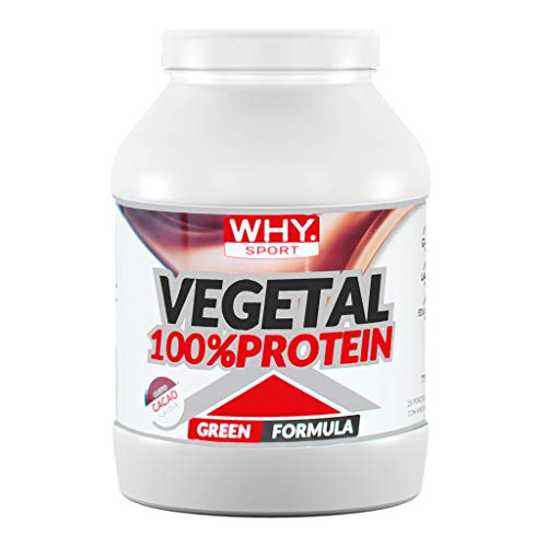 why sport vegetal 100% protein 750 gr cacao
