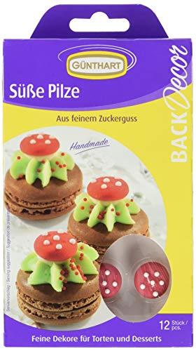 Günthart Zucker Pilze, 5er Pack (5 x 21 g)