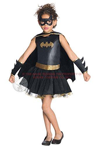 Batgirl Kostüm Small 3-4 years ()