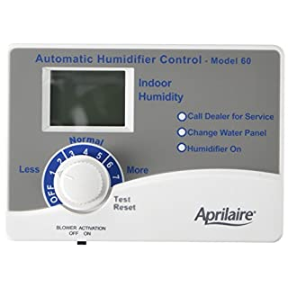 Aprilaire 60 Humidifier W/Blower Activation White by Aprilaire