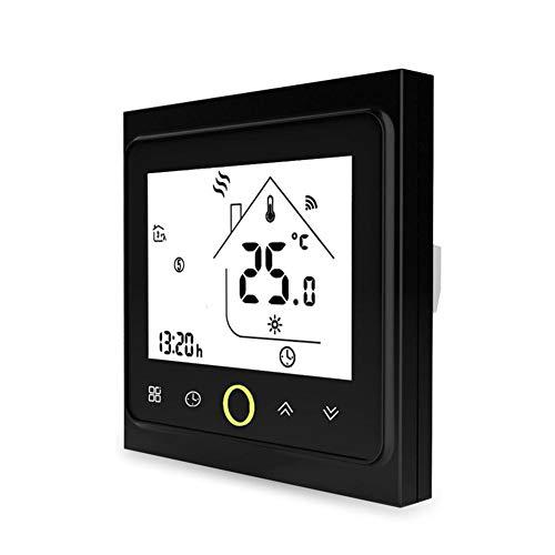 Goodevening WiFi Kessel Temperaturregler Kesselthermostat Fernbedienungsthermostat Mobile App-Stimme Intelligentes WLAN Heimliche Intelligenz