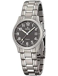 606845c74c07 Amazon.es  Festina - Titanio  Relojes
