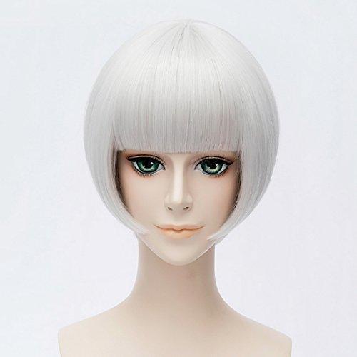� Bob Anime Cosplay Perücken Kostüm Party Haar (Cosplay Anime Kostüme)