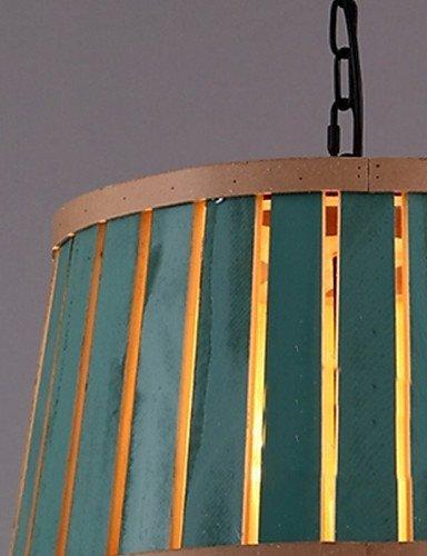 BinLZ Chandelier Moderne Kronleuchter Deckenleuchten Anhänger Lampe Suspendue - Tiffany Saladier - Avec Style Mini 3C Ce FCC Rohs für Wohnzimmer Schlafzimmer - Tiffany Mini Anhänger Lampe