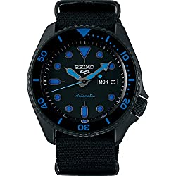 Reloj Seiko para Hombre, Negro, Street, 1K1