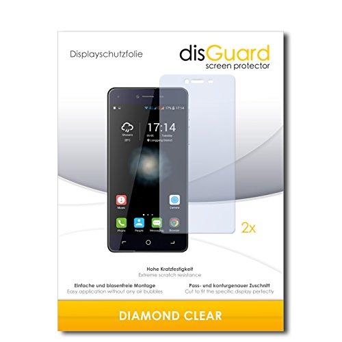 2 x disGuard® Bildschirmschutzfolie Switel eSmart H1 Schutzfolie Folie