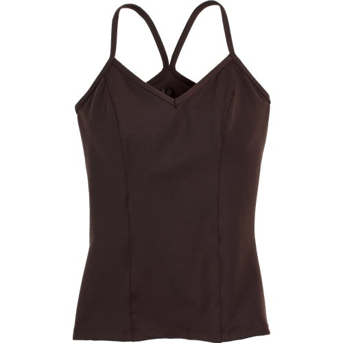 prAna – Damen Brooke Sport Top braun