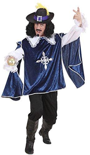 WIDMANN 72972–Kostüm Musketier des Re, in Größe M