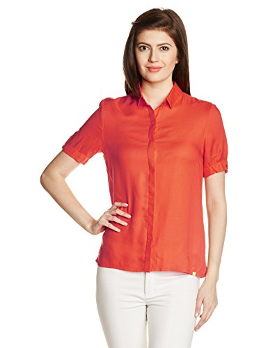 United Colors Of Benetton Women's Button Down Shirt