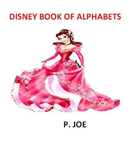 Disney Book of Alphabets (English Edition) -