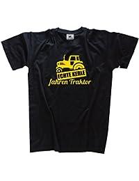 Shirtzshop T-Shirt Feldherr Traktorist Traktor