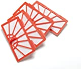 Neato 945-0004 Pack of 4 Filters for XV-15 3 W Robotic Vacuum Cleaner