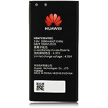Batería Original Huawei HB474284RBC para Y5, Y560, Ascend Y625, Ascend Y550–2000mAh, Li-Ion, al por mayor. Compatibilidad.