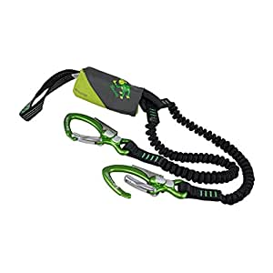 Skylotec Buddy Ferrata Set green/black