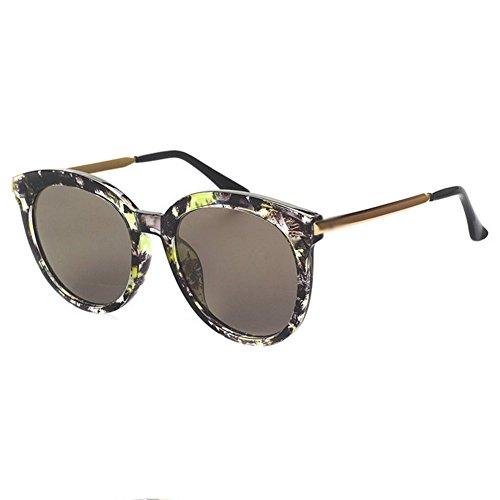 Z-P new fashion color film UV400 sunglasses 51MM for lady