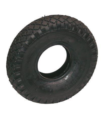 2 x Schlauch 260 x 85 mm 3.00-4 HKB/® 2 PR Sackkarren Mantel und Schlauch 2 St/ück Reifen Stollenprofil