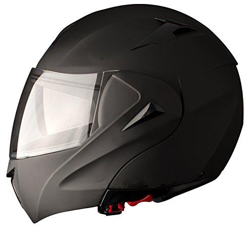Zoom IMG-1 bhr 50130 casco modulare flip