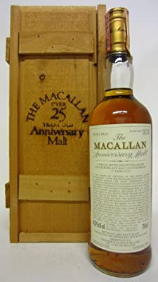 Macallan - Anniversary Malt - 1965 25 year old
