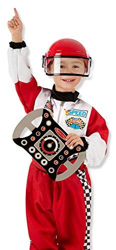 Melissa & Doug Race Car Driver Costume Set (Race Car Driver Kostüm Kind)