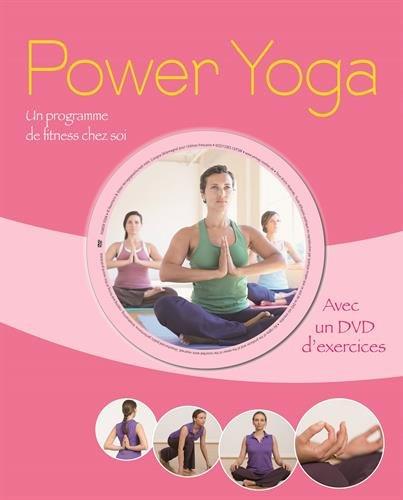 Power yoga : Un programme de fitness chez soi (1DVD)
