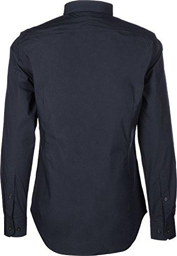 G-STAR RAW Herren Freizeithemd Core Shirt L/S Mazarine Blue (4213)