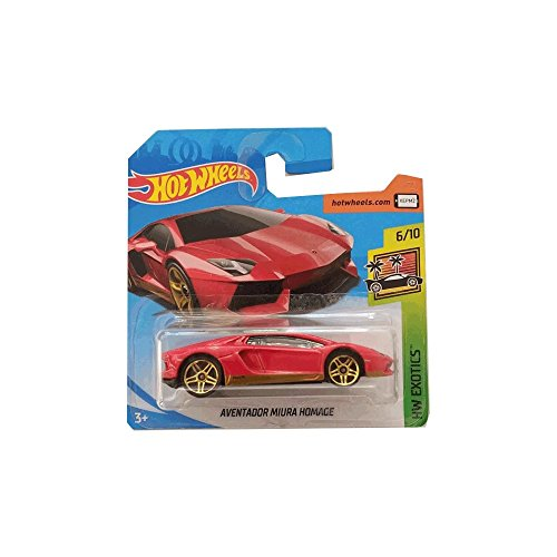 Hot Wheels Aventador Miura Homage - HW Exotics